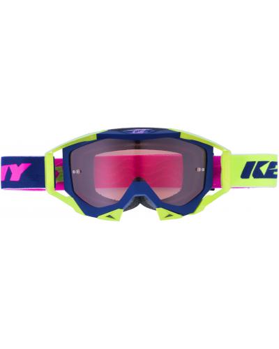 KENNY brýle TITANIUM 17 navy/lime/pink