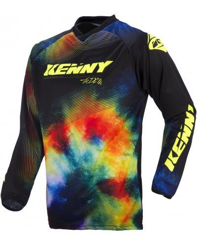 KENNY dres PERFORMANCE 17 Tie and Dye