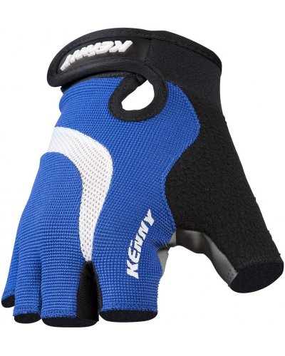 KENNY cyklo rukavice MITTEN FACTORY blue