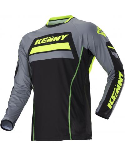 KENNY dres TITANIUM 18 grey