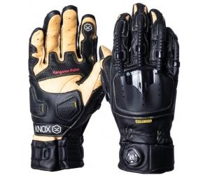 KNOX rukavice HANDROID POD black/beige