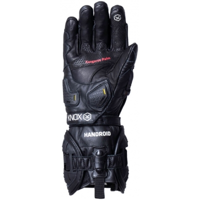 KNOX rukavice HANDROID IV black