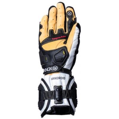 KNOX rukavice HANDROID IV white