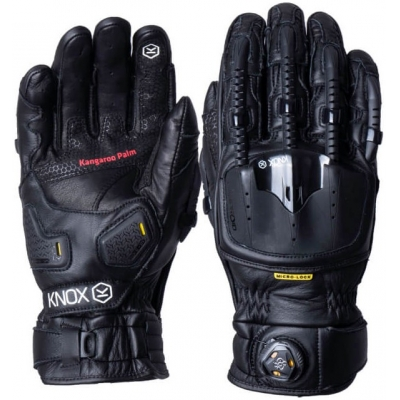 KNOX rukavice HANDROID POD black