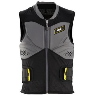 KNOX vesta TRACK VEST II black/grey