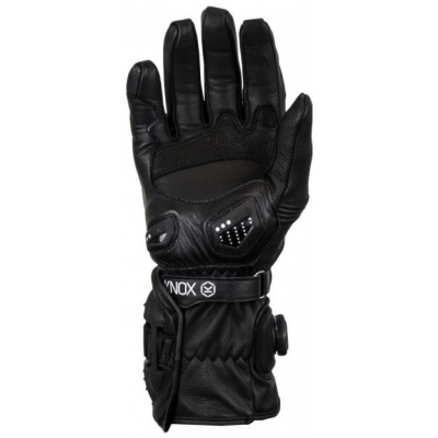 KNOX rukavice NEXOS black