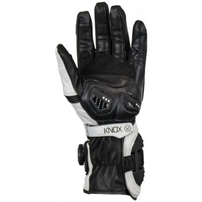 KNOX rukavice NEXOS white