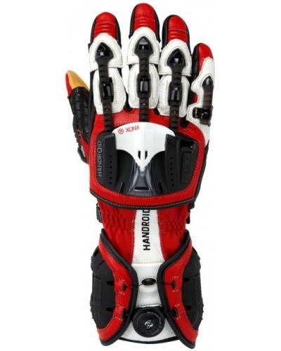 a16fda04d07 KNOX rukavice HANDROID red