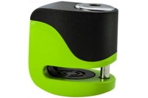 KOVIX kotoučový zámek KS6 Alarmový fluo green