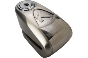 KOVIX kotoučový zámek KAL6 Alarmový silver