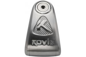 KOVIX kotoučový zámek KAL10 Alarmový silver