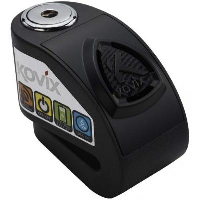 KOVIX kotúčový zámok s alarmom KD6 black