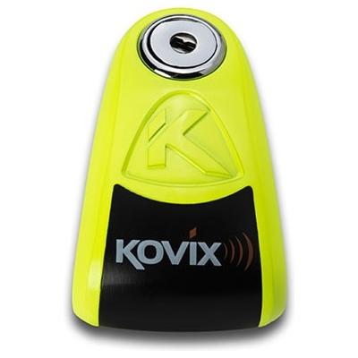 KOVIX kotoučový zámek KAZ10-FG neon yellow