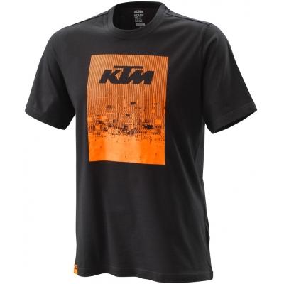 KTM triko RADICAL black