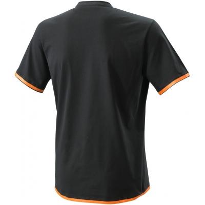 KTM triko PURE black