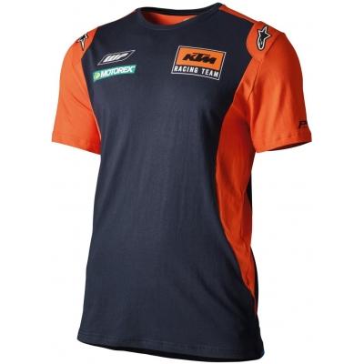 KTM triko REPLICA TEAM black/orange