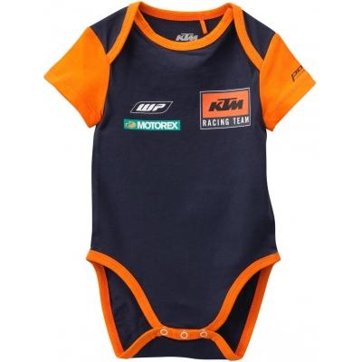KTM body REPLICA TEAM detské black / orange
