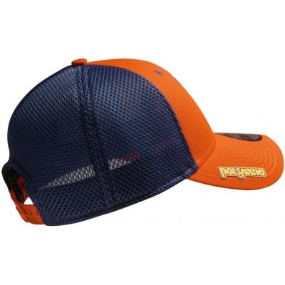 KTM kšiltovka REPLICA TEAM Espargaro black/orange