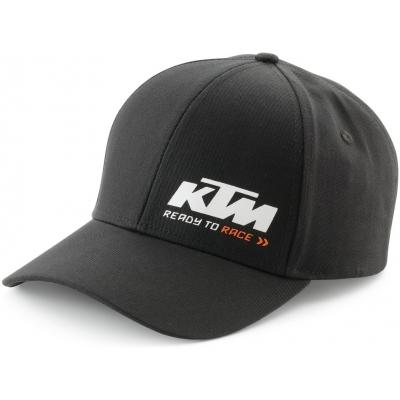 KTM kšiltovka RACING black