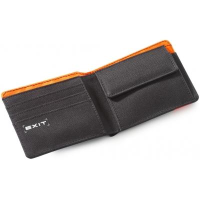KTM peňaženka PURE black / orange