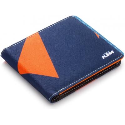 KTM peňaženka REPLICA blue / orange