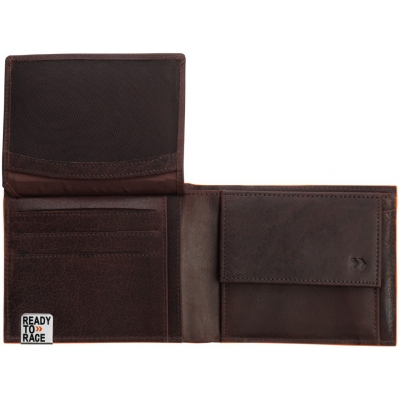 KTM peňaženka Unbound brown