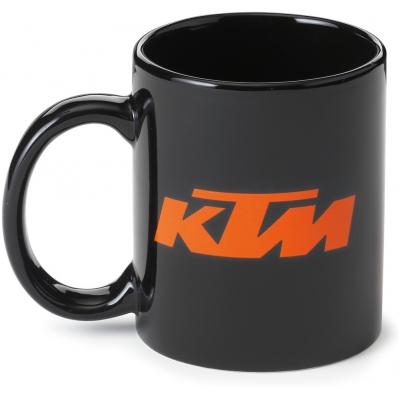 KTM hrnek LOGO black