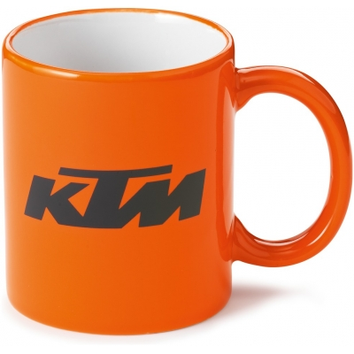 KTM hrnek LOGO orange
