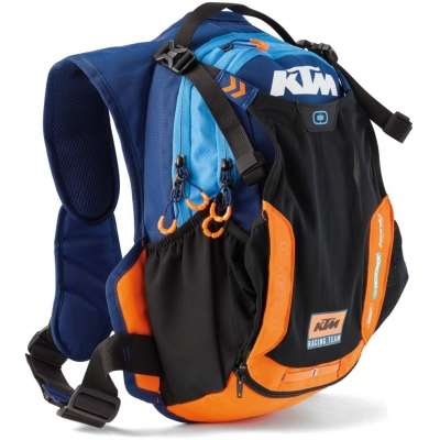 KTM batoh TEAM OGIO LE blue / orange 8L