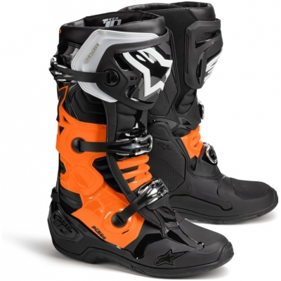 KTM boty ALPINESTARS TECH 10 black/orange