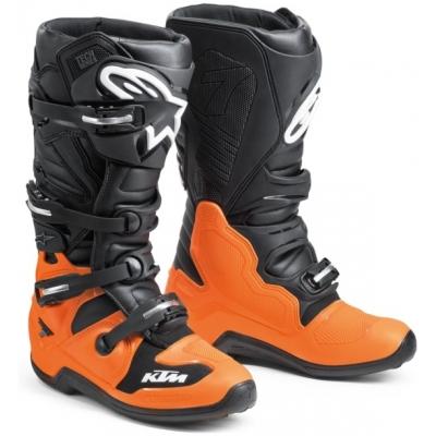 KTM boty ALPINESTARS TECH 7 orange/black