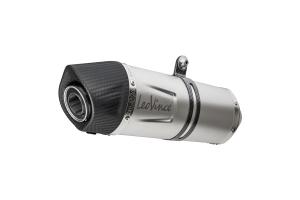 LEO VINCE koncovka výfuku ONE EVO HONDA X INTEGRA 750/DCT/ABS/NC 750 S/X/DCT/ABS titanium