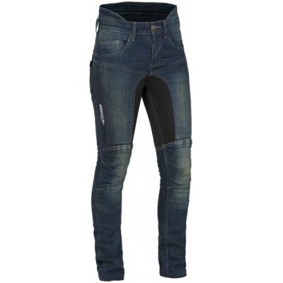 MBW kalhoty jeans REBEKA dámské blue