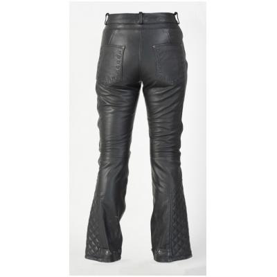 MBW kalhoty BRIGITA dámské black