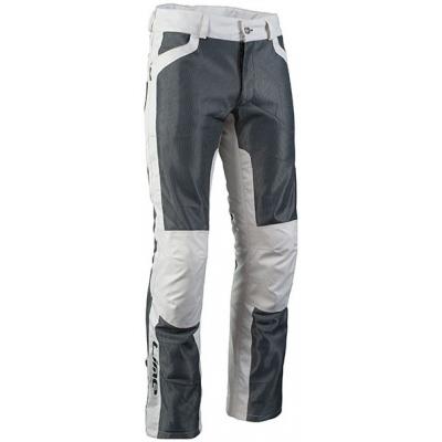 MBW kalhoty SUMMER dámské beige/grey