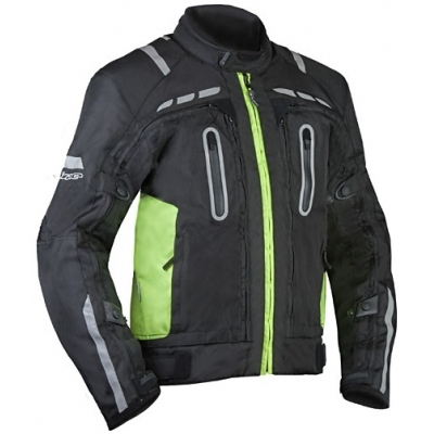 MBW bunda NEAT black/green