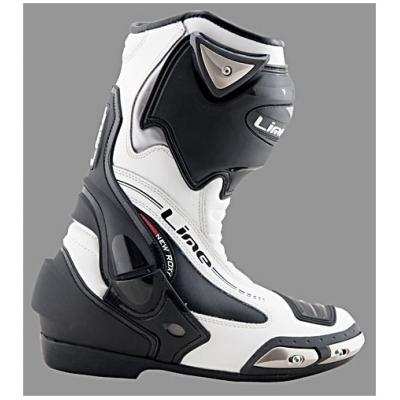 MBW topánky LIME SP113 New Roxy black / white