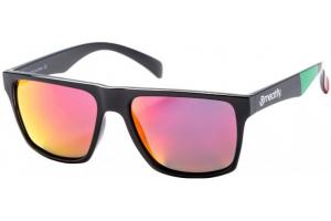 MEATFLY brýle TRIGGER 2 glossy black/red