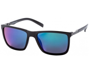 MEATFLY brýle JUNO 2 glossy black/green