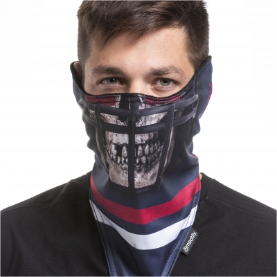MEATFLY maska FROSTY 2 quarterback