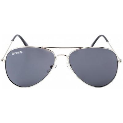 MEATFLY brýle SCOTT silver/black