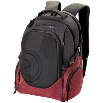 MEATFLY batoh BLACKBIRD 2 burgundy/black