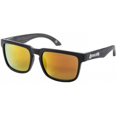 MEATFLY brýle MEMPHIS 2 black/dark wood