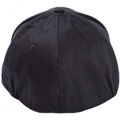 MEATFLY šiltovka BRAND Flexfit black