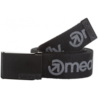 MEATFLY pásek DRACO 2 black