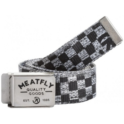 MEATFLY pásek SIREN 2 grey heather
