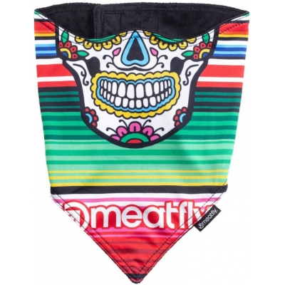MEATFLY maska FROSTY 3 Muertos