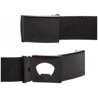 MEATFLY pásek CONAN 2 black