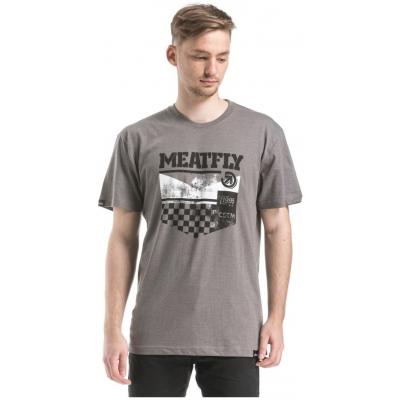 MEATFLY triko KICKSTART concrete heather