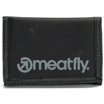 MEATFLY peňaženka VEGA WALLET black